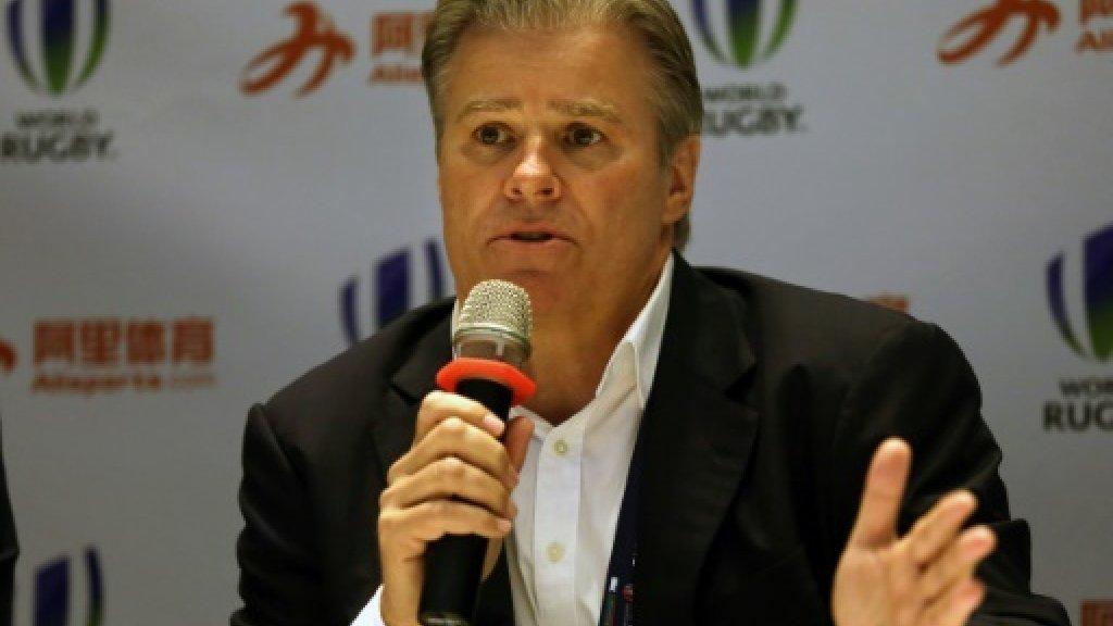 US bid for Rugby World Cup 'sooner rather than later' - Gosper
