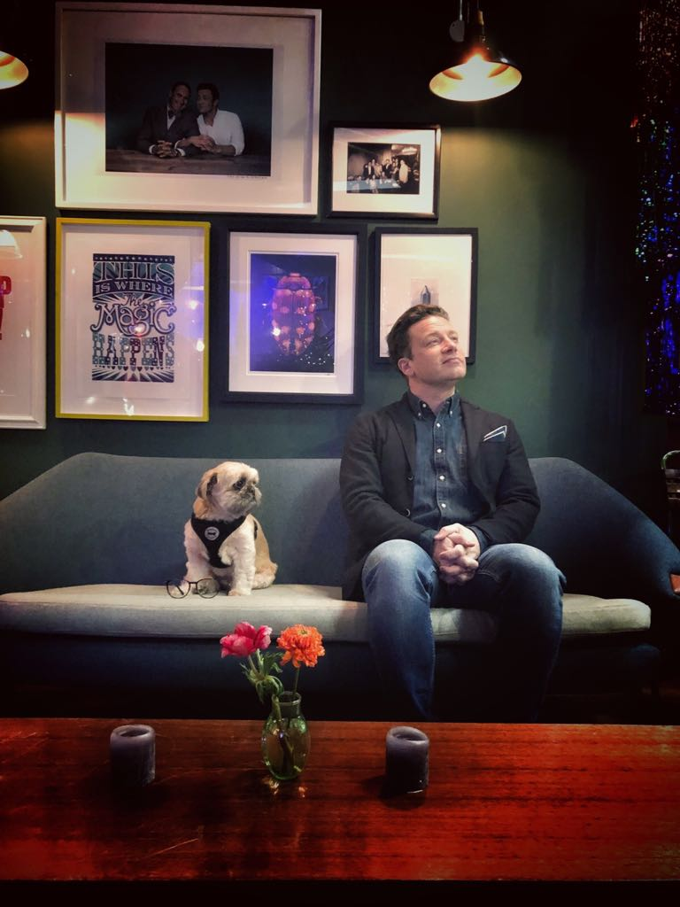 Happy #NationalPetDay from me and Turtle the Pug-Zu! ???? https://t.co/1LBeQtxdsw