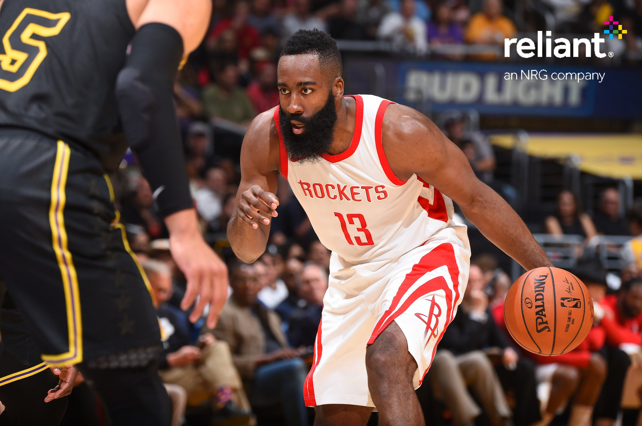 The #MVP racked up a double-double in the win at L.A. last night!  ��21 pts ��10 ast #LifeSwitchedOn https://t.co/jHaLJ9PIIE