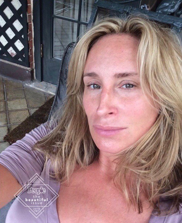 The RHONY Cast Goes without Makeup for PEOPLE's TheBeautifulIssue: See Their Photos!