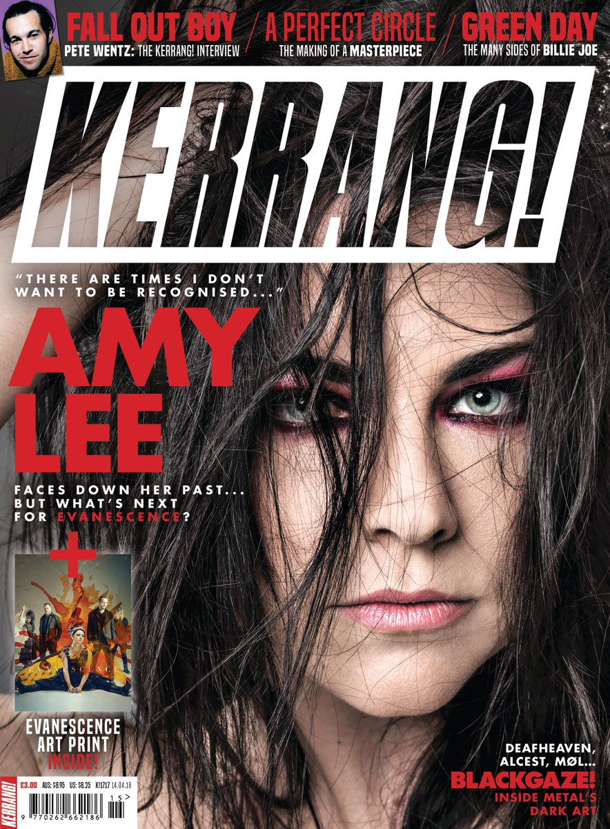 RT @KerrangMagazine: Who's managed to pick up one of these so far today? https://t.co/RIaUD0TX52 https://t.co/tCJgfb06rz