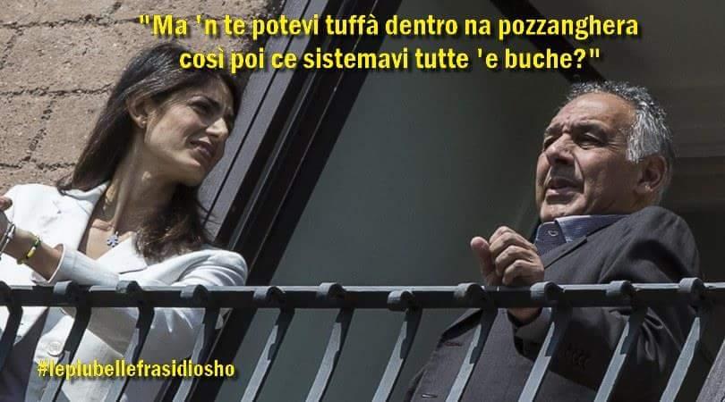 #RomaBarcellona