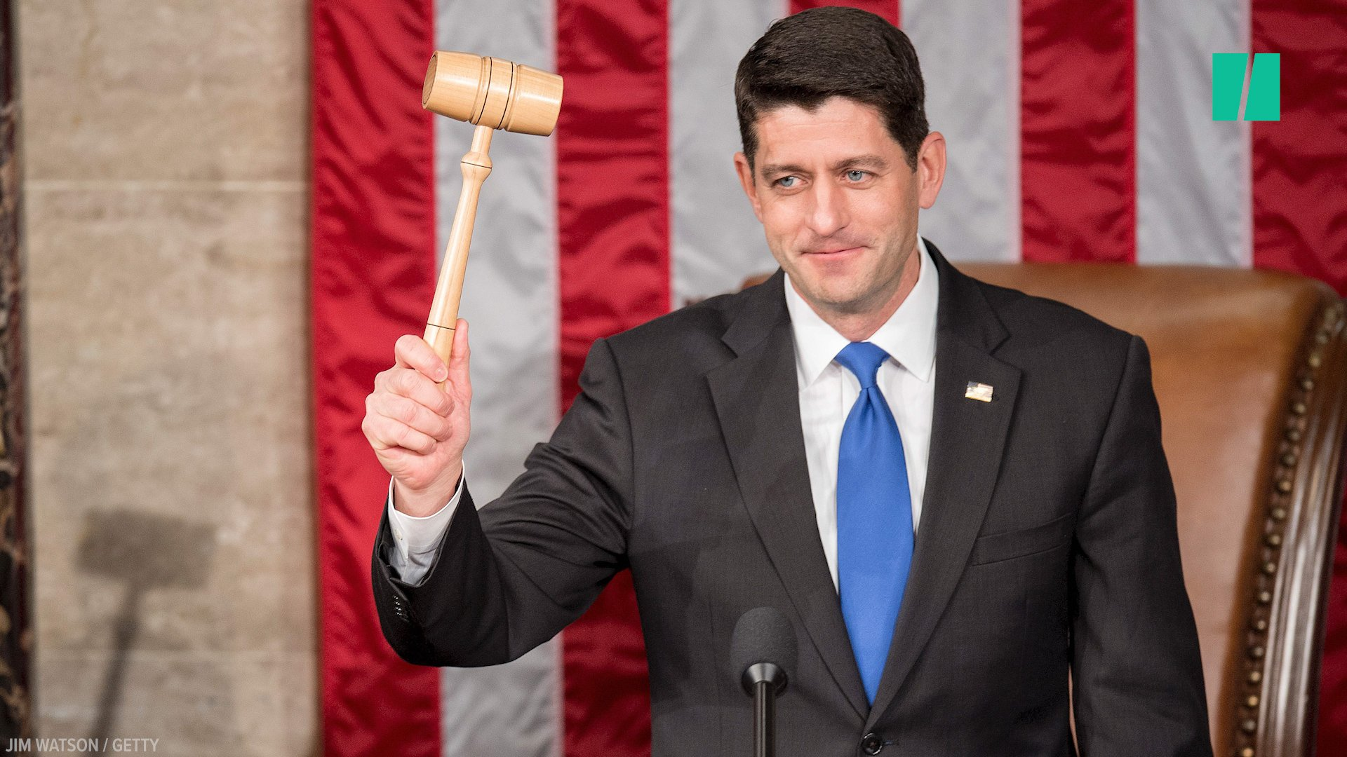 """Paul Ryan says he achieved """"a heck of a lot"""" as Speaker of the House. https://t.co/Rebez0YXiU"""