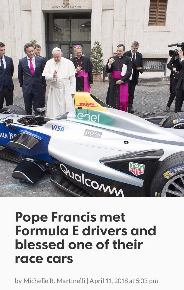 New Pope Whip 🤔 #F1 💛 xYvyzEk1HV