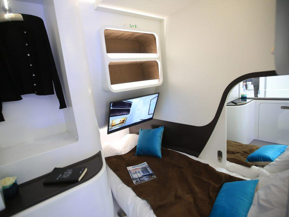 Want a proper nap while you fly? Airbus will soon let passengers sleep in the cargo hold