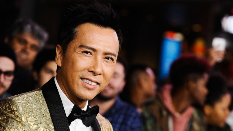 Donnie Yen joins Disney's live-action 'Mulan'