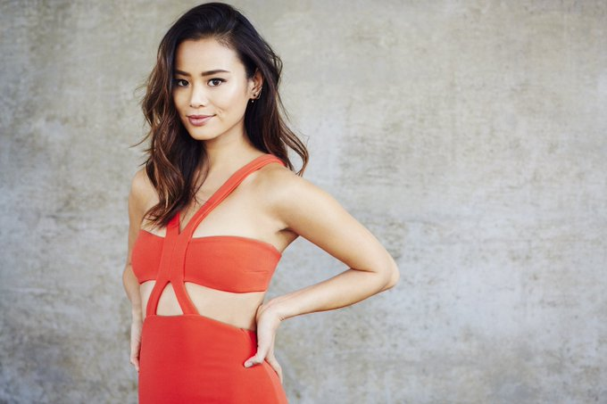 "Celebrity Birthdays: This week, Actress and Model turned 35! ""HAPPY BIRTHDAY JAMIE CHUNG!\"""
