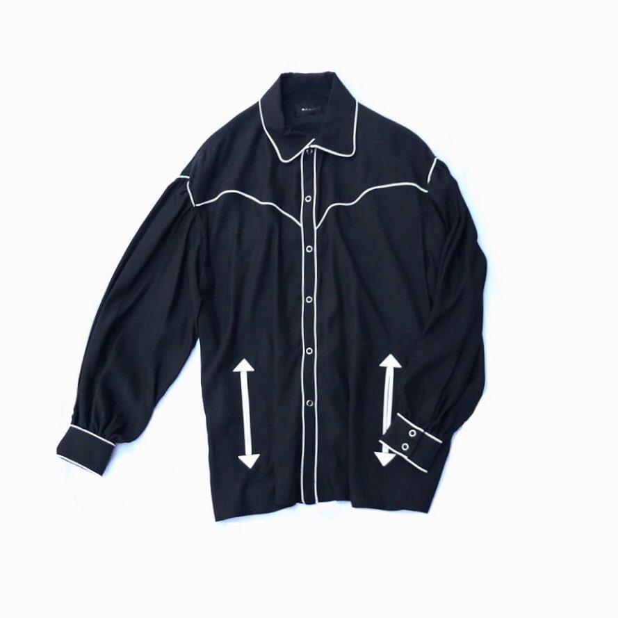 本日はウエスタンシャツをイメージしたディディールがポイントのジャケットをご紹介。軽い素材なのでトップスとしても活躍します。 ◼︎zozo townはこちらから↓ https://t.co/zIBCElRs28 #gvgv https://t.co/Ds8QVl3uJX