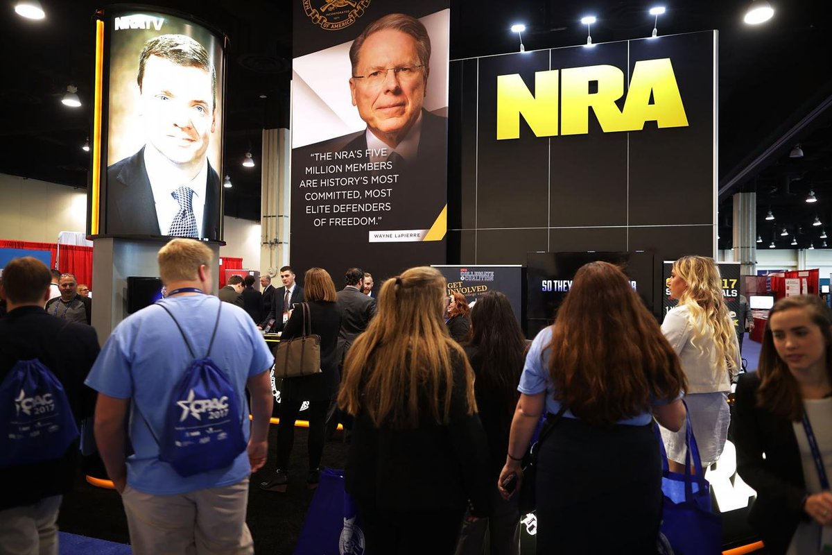 NRA admits accepting money from 23 Russia-Linked donors
