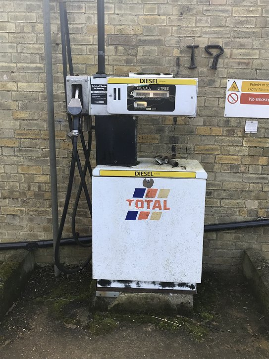 test Twitter Media - Here is a recent installation we did for a new customer. Taken out an old forecourt pump and replaced with a stainless steel FT4000 diesel pump dispenser with forecourt accuracy. If you have a tired pump your thinking of replacing call us we will be glad to help on 01254 291391 https://t.co/jEQkDLdAIp