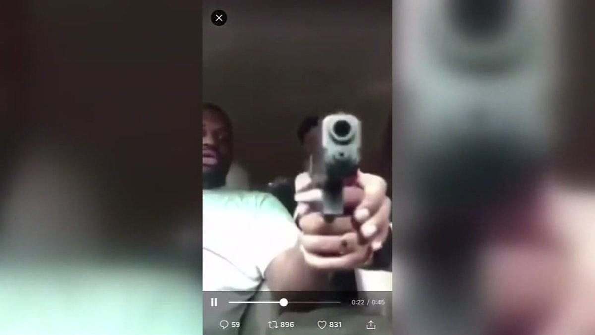 Family of man shot on Facebook Live says he opened his eyes and improving