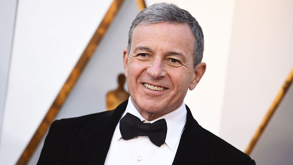 Disney CEO Bob Iger was considering presidential run before Fox deal