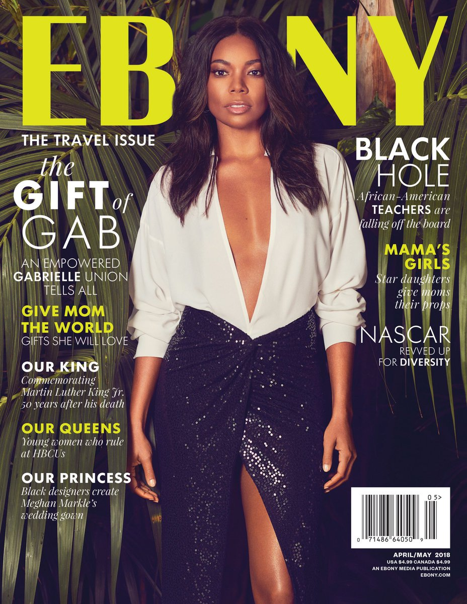Feeling blessed to be featured on the cover of @EBONYMag again✨???????? https://t.co/H2yTY9A0nX