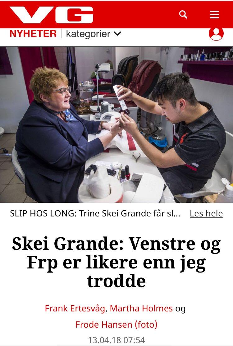 Trine Skei Grande