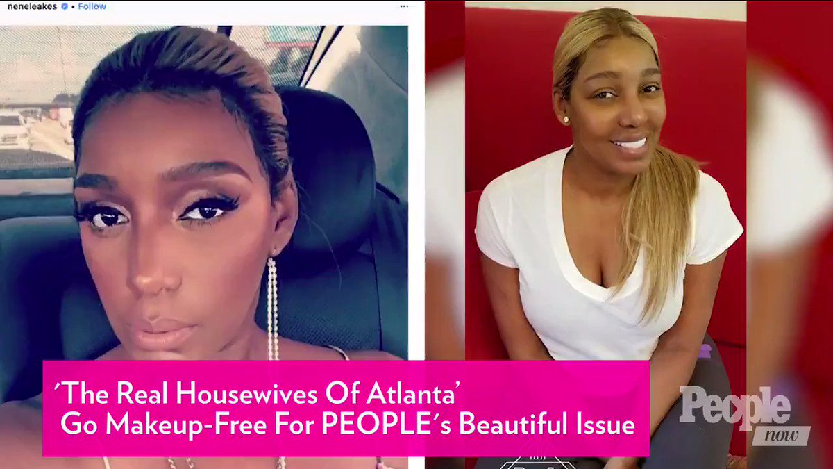 'The Real Housewives of Atlanta' Go Makeup-Free for PEOPLE's Beautiful Issue
