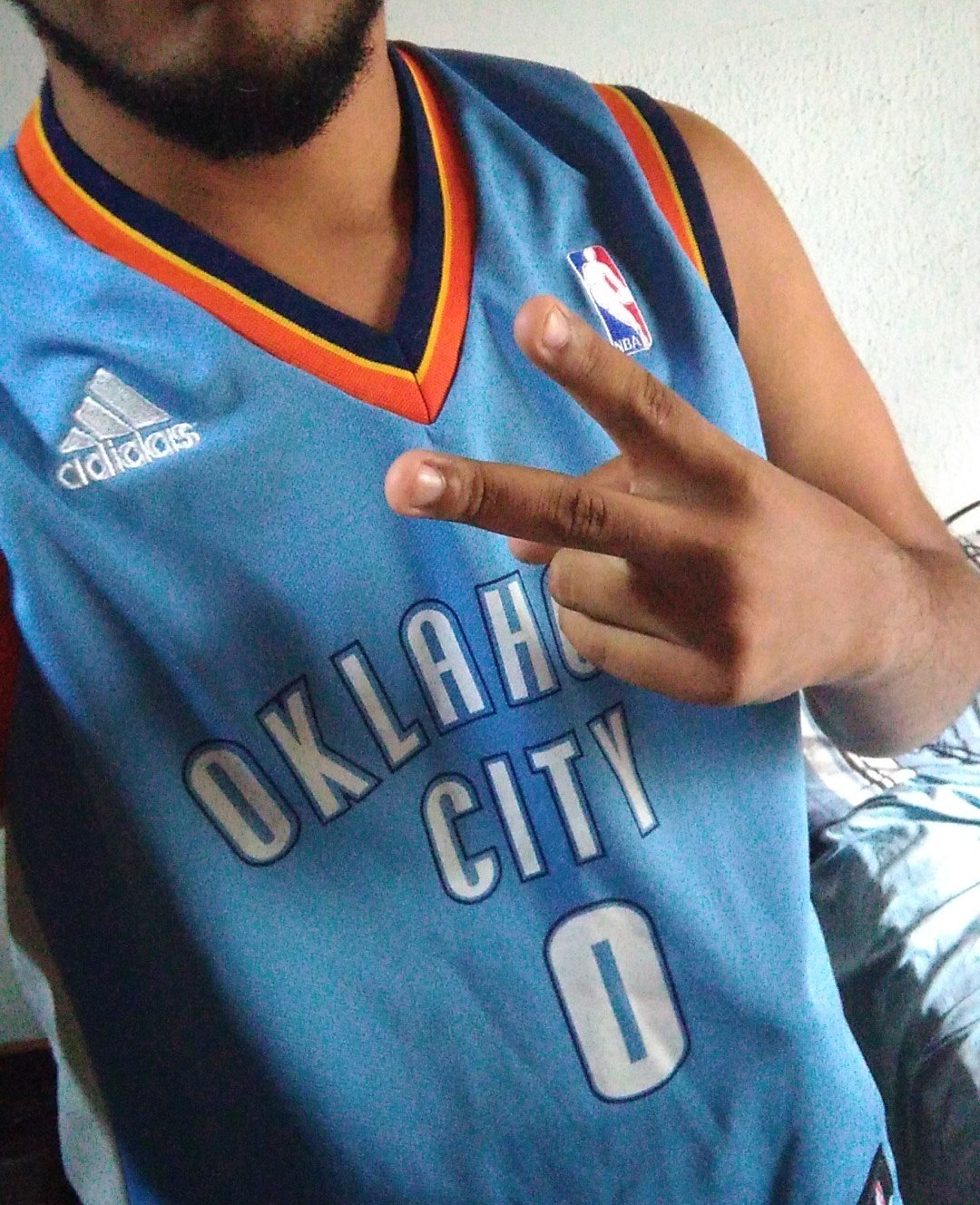 @DowntownOKC @okcthunder It's already gameday here in Brazil <3 #WeAreThunder #BlueFriday #ThunderUp https://t.co/HG7iD76Fwt