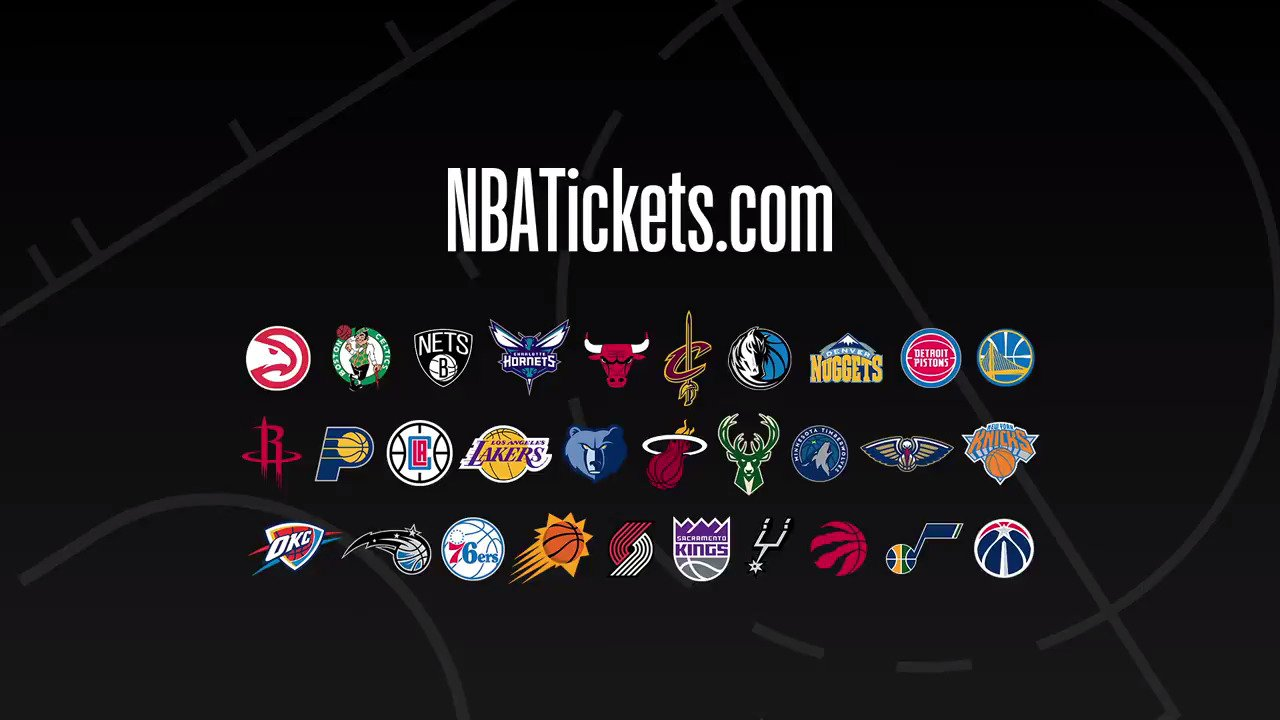 https://t.co/FZAFEdI0LN is your only destination for authentic tickets to every NBA game! https://t.co/sQoTidRdvP