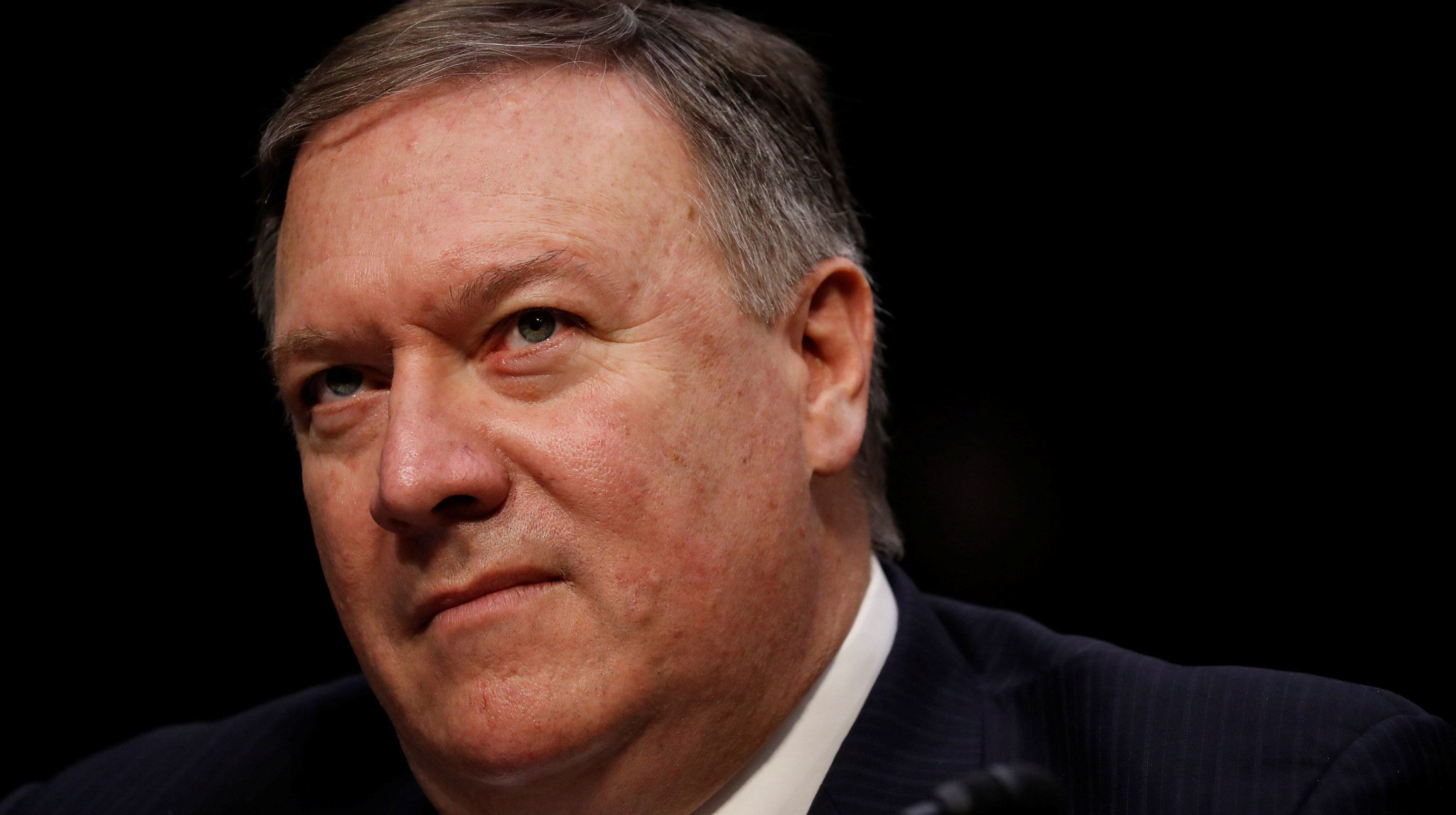 Secretary of state nominee Mike Pompeo says he continues to oppose gay marriage https://t.co/kCBCspqRMS https://t.co/iKB23qSEpc