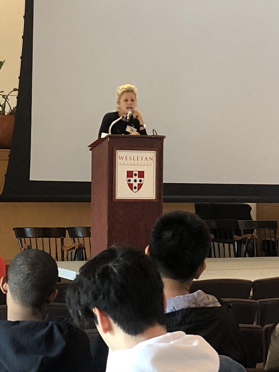 test Twitter Media - Alumni Keynote Address by Jenno Topping '89, President of Film and Television at Chernin Entertainment. #WesFest https://t.co/kmcF5JmZDA