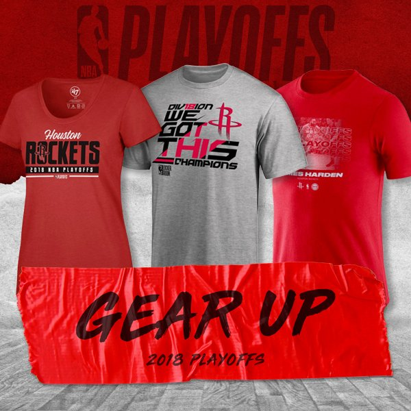Gear up for the playoffs at https://t.co/9IBn6VIRLq TODAY! https://t.co/QmjUSWvCFp
