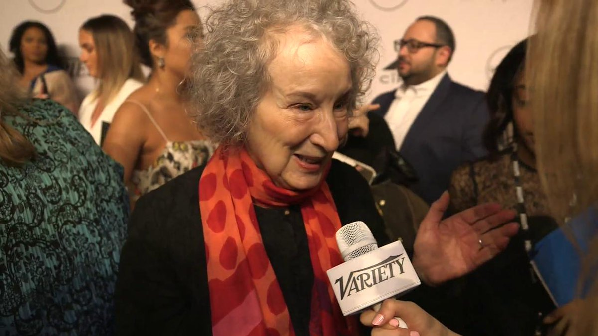 "Margaret Atwood stands by her comment that ""Star Wars"" inspired 9/11 terrorists (Watch)"
