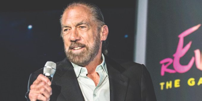 Happy bday John Paul DeJoria! You re a hero and a beacon for innovation and good. :