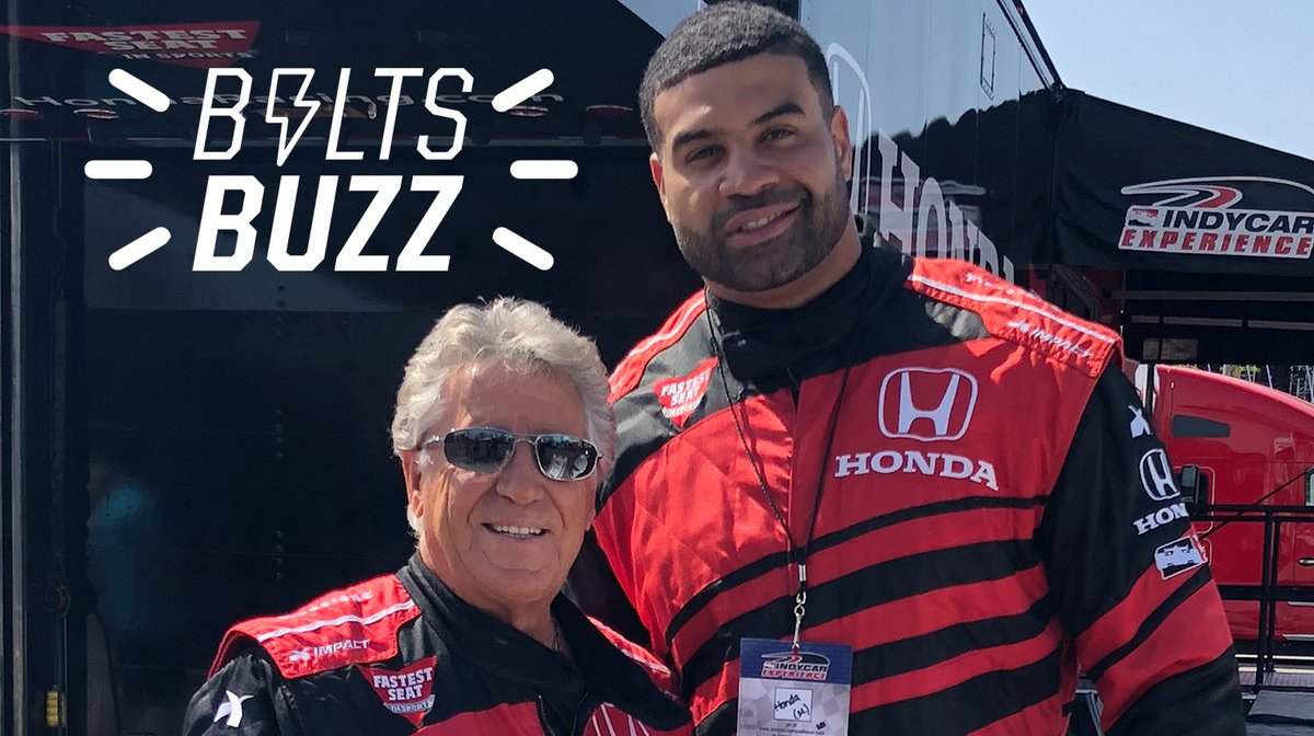 Shawnemerriman Takes A Ride Bolts Buzz Chargers Com