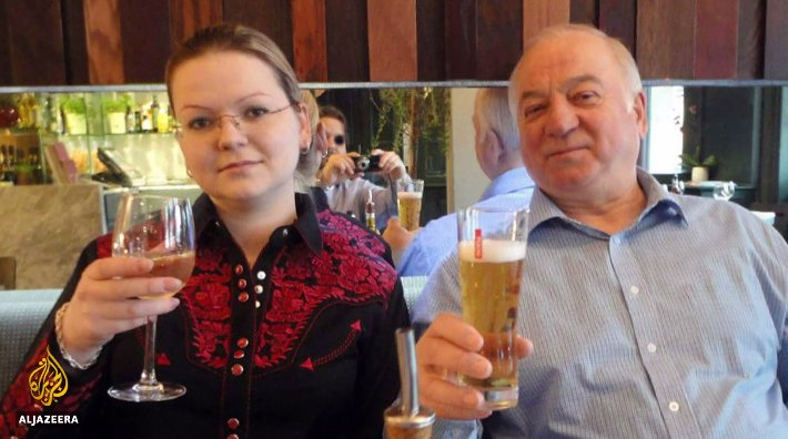 UK accuses Russia of spying on Sergei Skripal and Yulia Skripal for five years