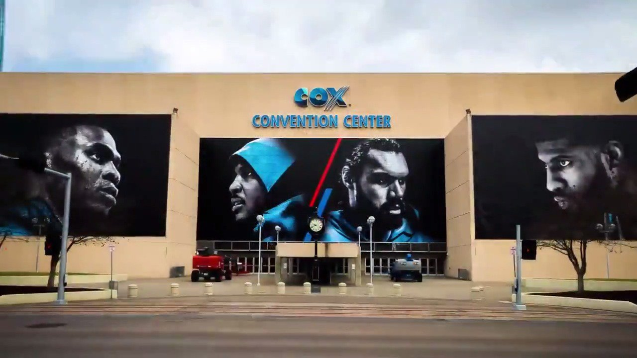 Are You Ready? #ThunderUp https://t.co/JIDuFji3d0