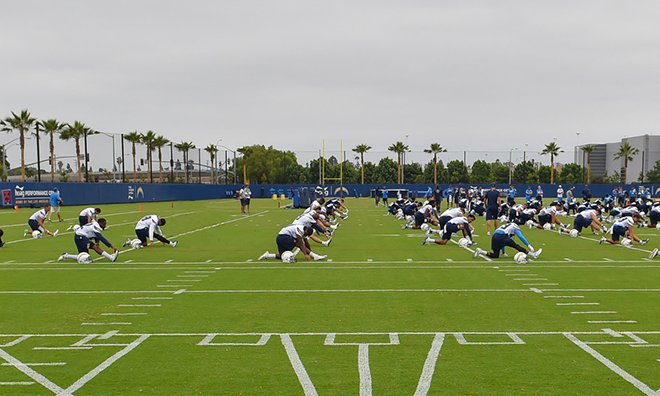 The 2018 Season Begins Monday Read Chargers Com News