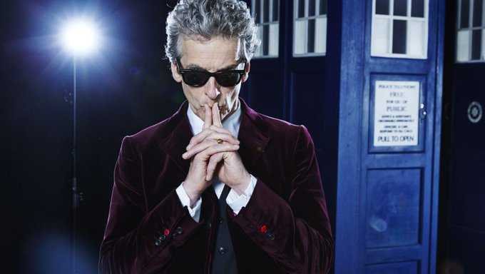Peter Capaldi - Happy Birthday!