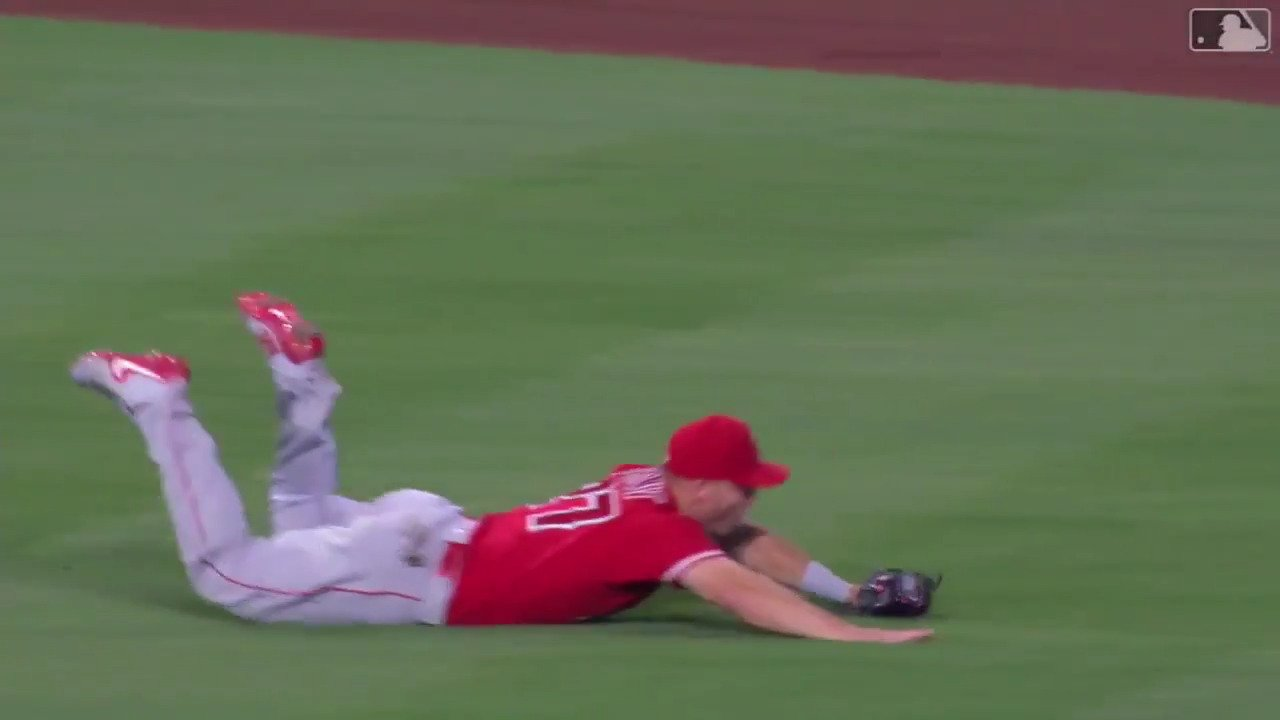 It should be a hit.   Good thing the @Angels have @MikeTrout. https://t.co/EOh8nEMcF2