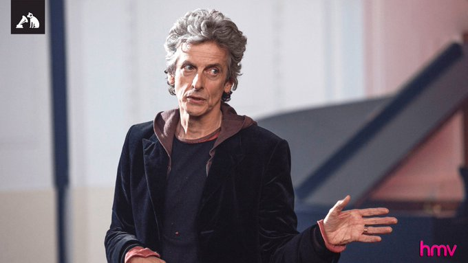 Happy 60th Birthday to Peter Capaldi!