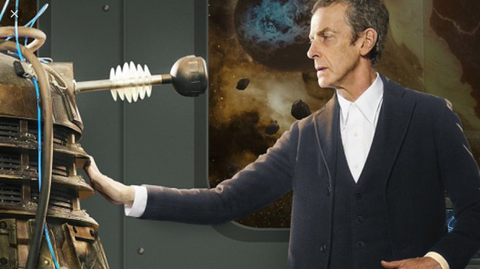 Happy 60th Birthday Peter Capaldi.
