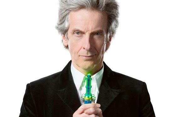 Happy Birthday, Peter Capaldi! -