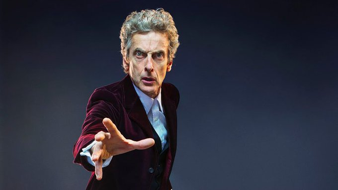 Happy birthday, Peter Capaldi