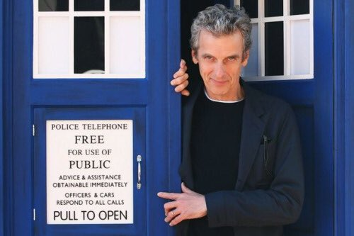 Remessage to wish Happy Birthday to Peter Capaldi!