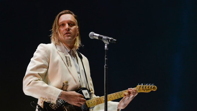 Happy birthday to Arcade Fire\s Win Butler!   Anyone off to see them in Brum tomorrow? We are, can\t wait!