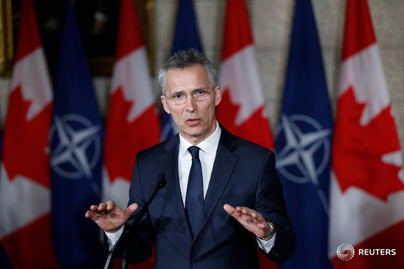 U.S., France, Britain to brief NATO allies on Syria