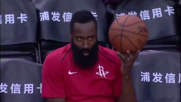 When you realize Rockets #NBAPlayoffs starts tonight!   [�� SOUND ON]   #RunAsOne �� https://t.co/oDQ8syfuzm
