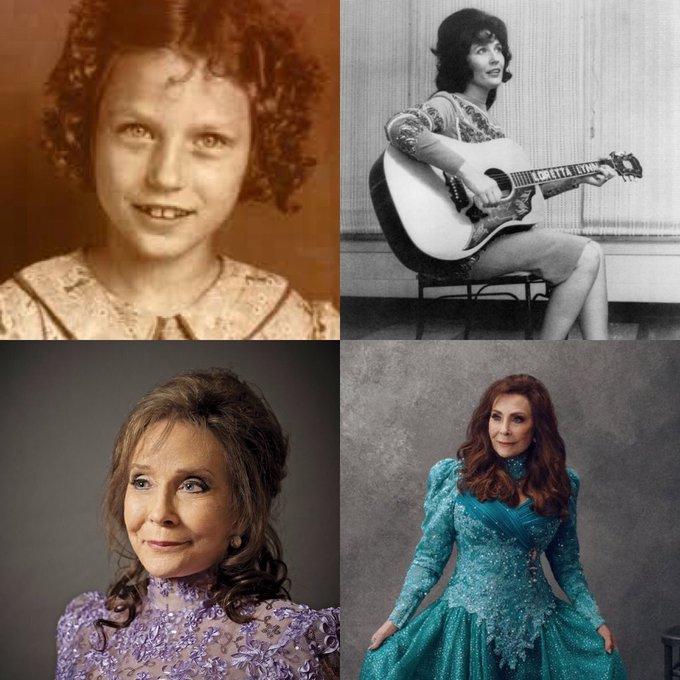 Happy 86 birthday to Loretta Lynn . Hope that she has a wonderful birthday.