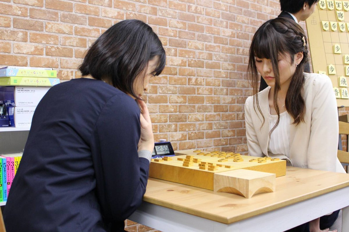 日本将棋連盟 女流棋士会さんの投稿画像