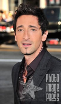 Happy Birthday to the Talented & Super Sexy Adrien Brody!