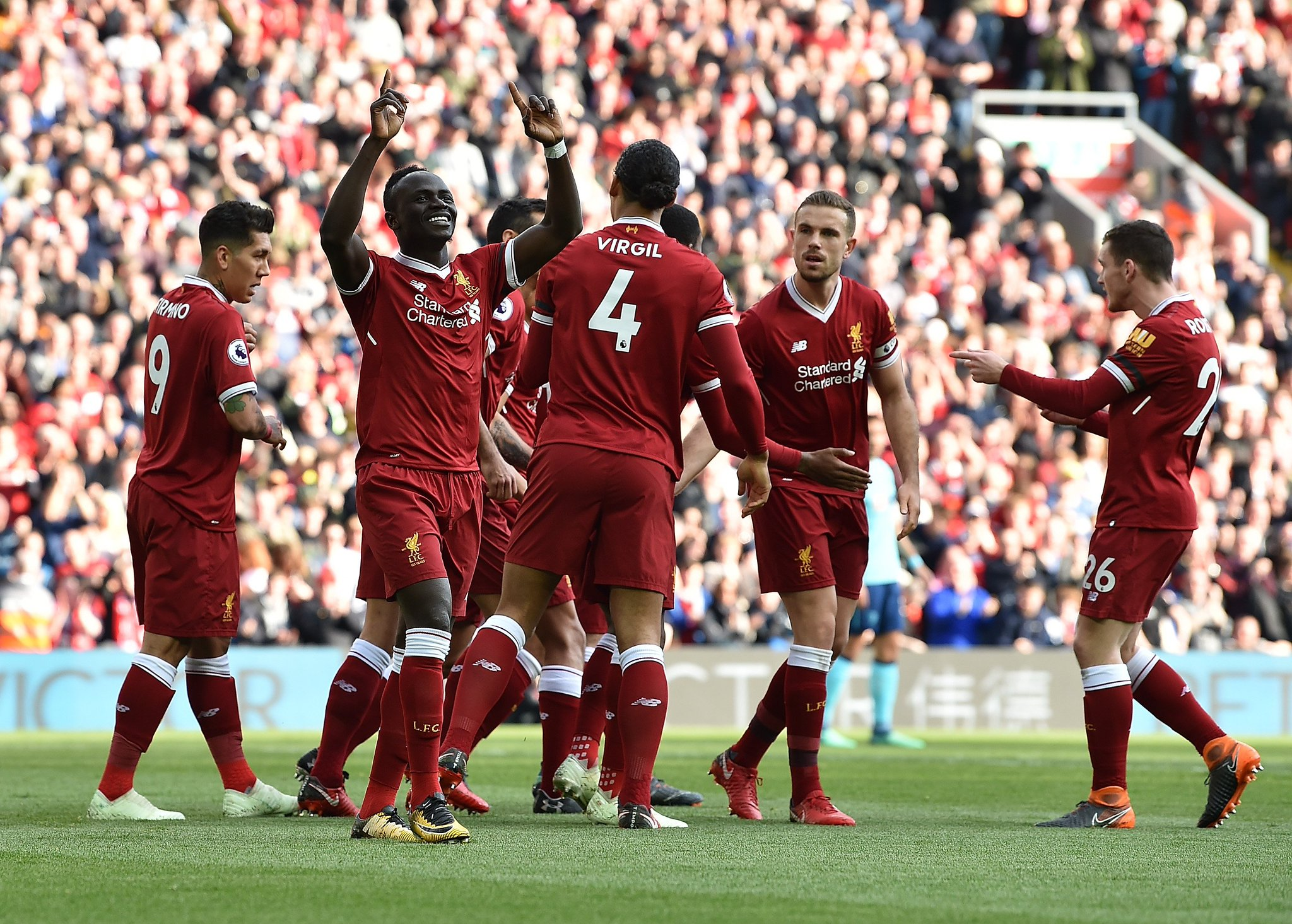 Sadio Mane is now the highest-scoring Senegalese player in @premierleague history with 44 goals. ������  #LIVBOU https://t.co/CFiXenyx0T