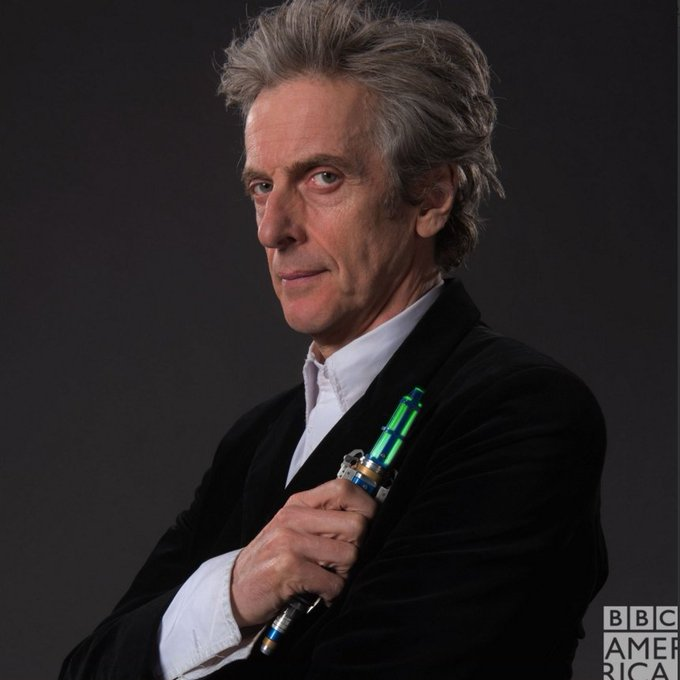 Happy Birthday to Peter Capaldi - Doctor !! Cheers !