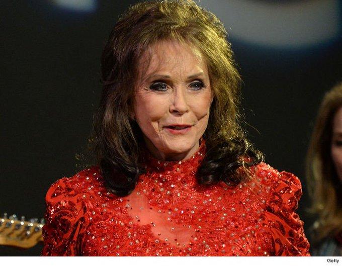 Happy Birthday, Loretta Lynn! You make 86 look good!