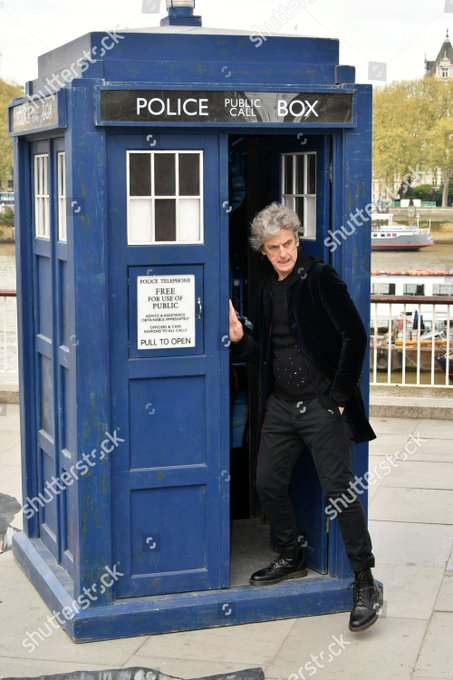 Happy birthday to Peter Capaldi. My hero.