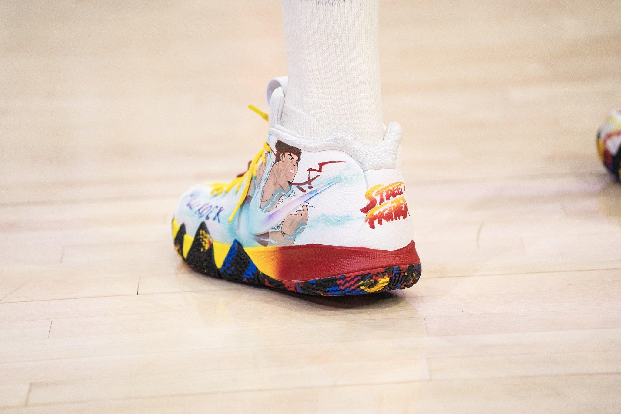 Oh OK, @IamAmirJohnson ����  #NBAKicks https://t.co/hZmcN2Tzj2