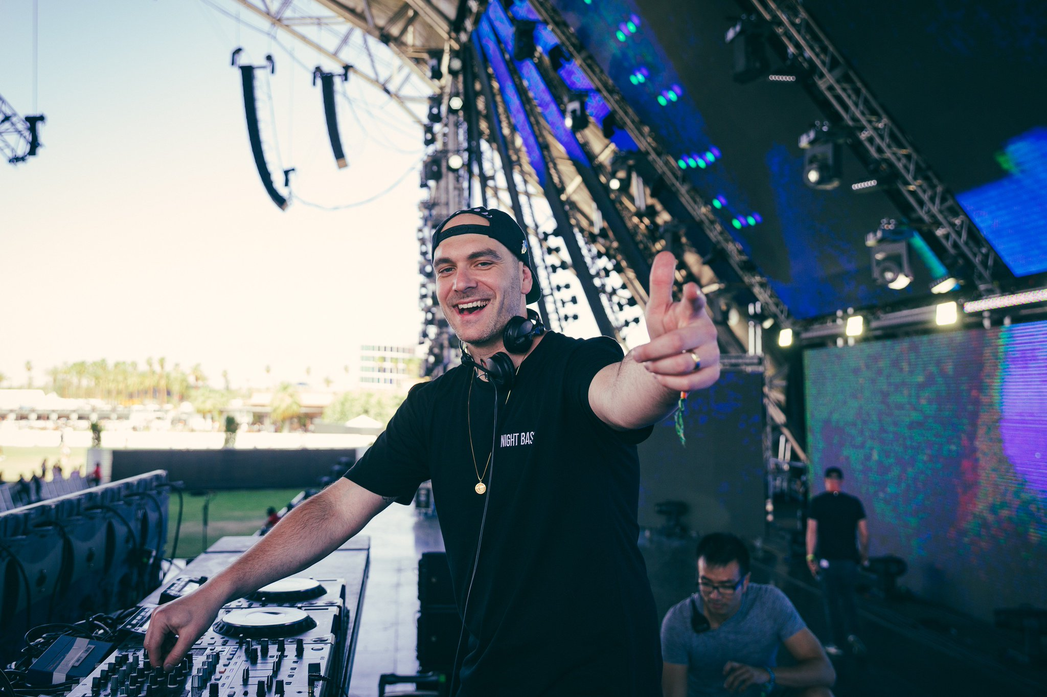.@djacslater is taking over our snapchat rn!  Follow along �� @coachella https://t.co/aUHghiTfuU
