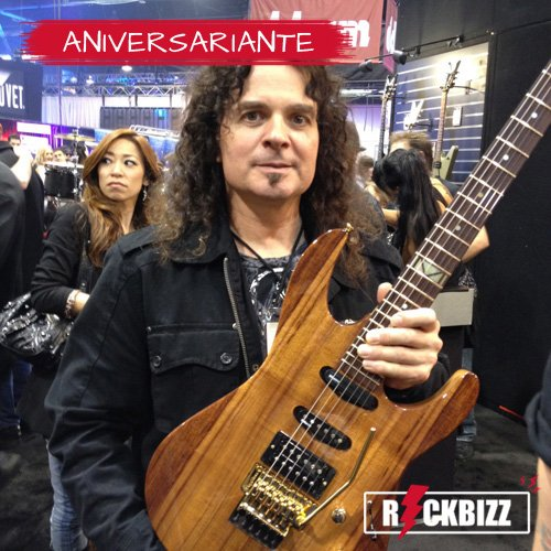 Happy Birthday, Vinnie Moore!